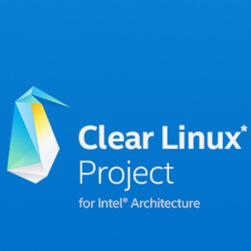 CLEAR LINUX --